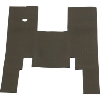 K & M Pre-Cut Foam Floor Mat Kit — For International Harvester Tractors, Model# 4320  Tractor Cab Floor Mats