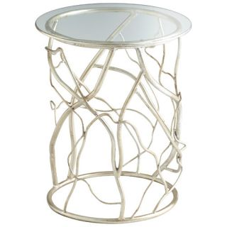 Twisted Love End Table by Cyan Design