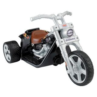 Fisher Price Power Wheels Harley Davidson Rocker