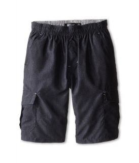Rip Curl Kids Vargas Walkshorts (Big Kids) Black Heather