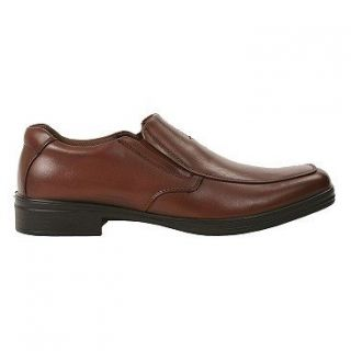 Deer Stags Fit Slip On Loafer  Men's   Redwood