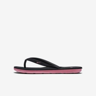 Nike Solarsoft 2 (1y 7y) Girls Flip Flop.