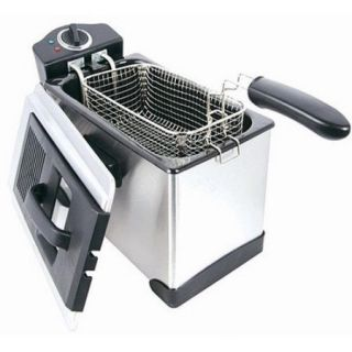 Ware 3.5 Liter Electric Deep Fryer