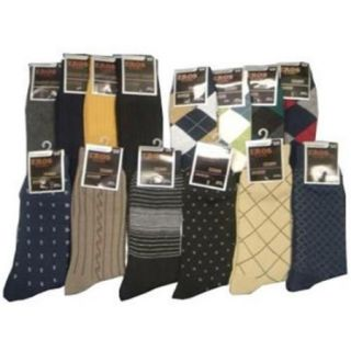 DDI 355965 Mens Dress Socks Combination Case Of 216