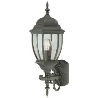 Thomas Lighting Covington 1 Light Painted Bronze Outdoor Wall Mount Lantern SL922763