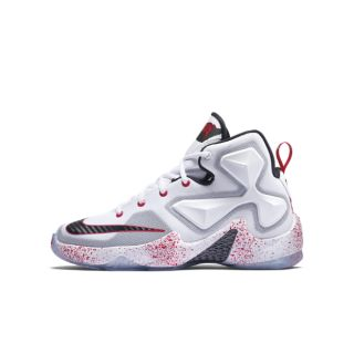 LeBron XIII (3.5y 7y) Kids Basketball Shoe