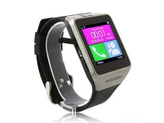 BLK GV08 Bluetooth Smart Watch Phone Touch Screen For Android Mobile Phone