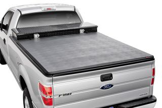 1999 2016 Ford F 250 Toolbox Tonneau Covers   Extang 47720   Extang Trifecta Toolbox Tonneau Cover