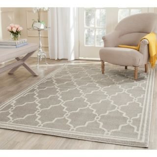 Safavieh Amherst Light Grey/ Ivory Rug (7 Square)   16088663