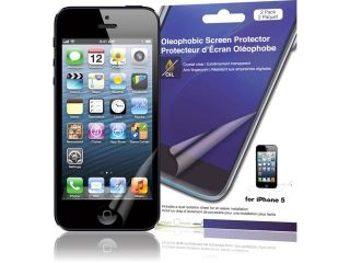 Green Onions Supply Crystal Oleophobic Screen Protector for iPhone 5